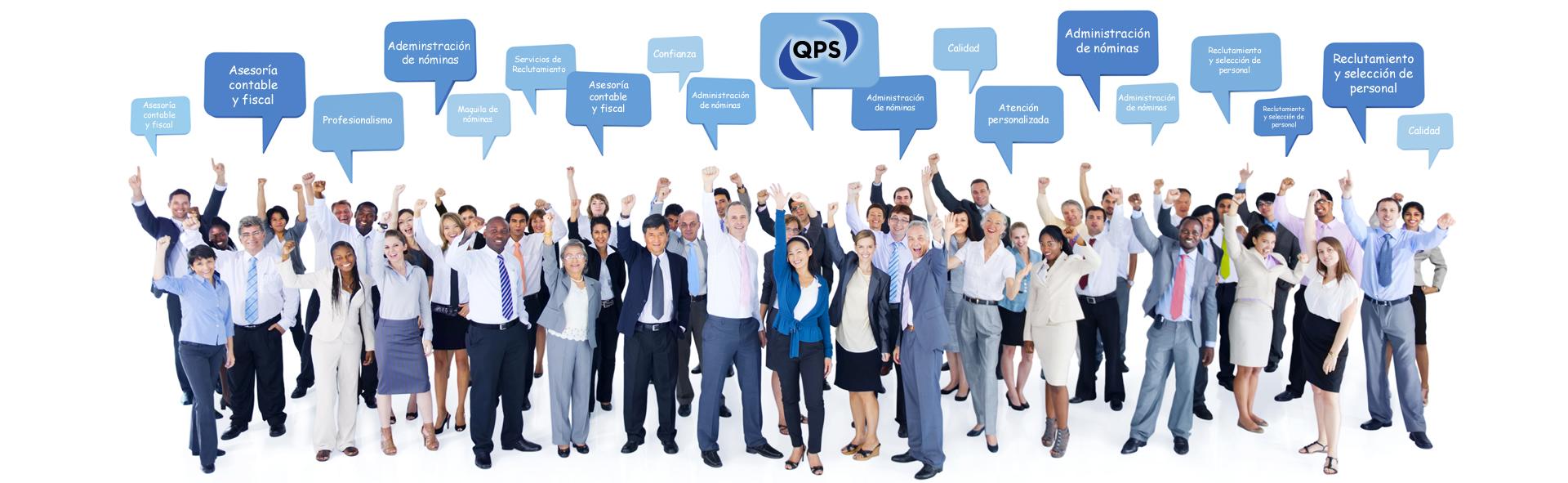 QPS - Atención a clientes