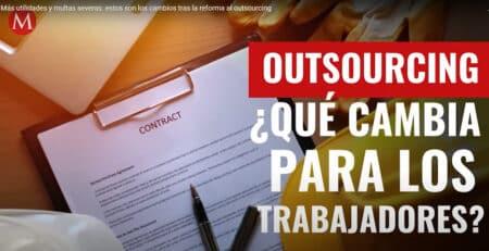 Outsourcing - Qué cambia para los trabajadores